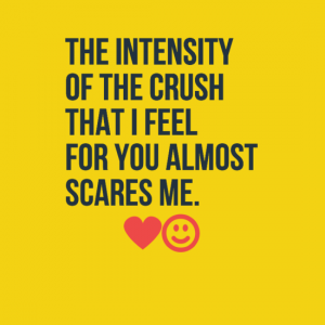 Cute crush quotes
