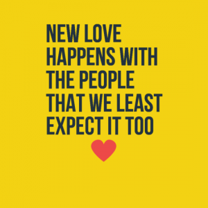 Quotes for new love