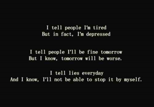 The 60 Depression Quotes Status Quotes For Whatsapp