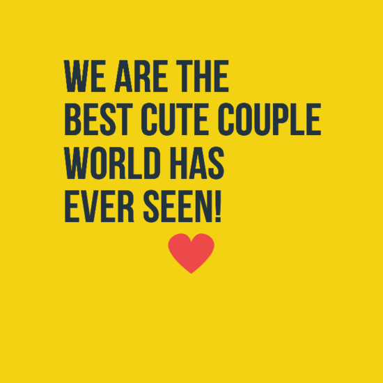 Cute Couple Quotes: 80 Genuine Cute Quotes For Couples And Singles