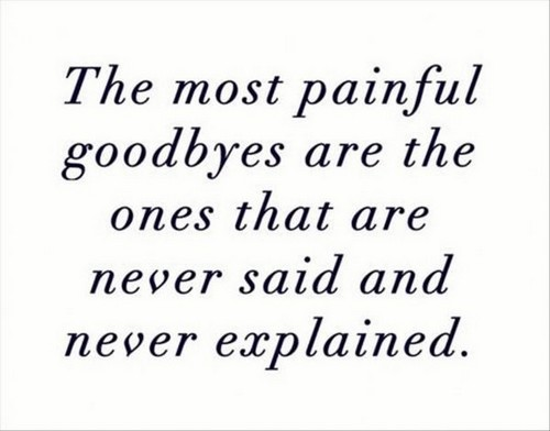 And goodbye you quotes thank 100 Good