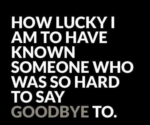 Image result for saying goodbye before you die quotes
