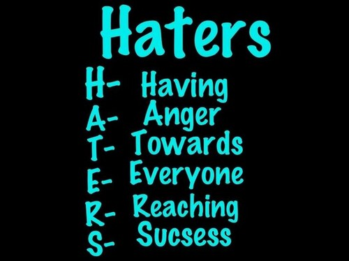 70 Haters Quotes And Sayings Status Quotes For Whatsapp