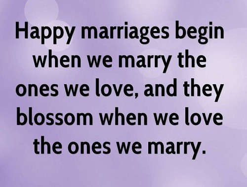 80 Short Marriage Quotes And Funny Sayings For Happy Marriage