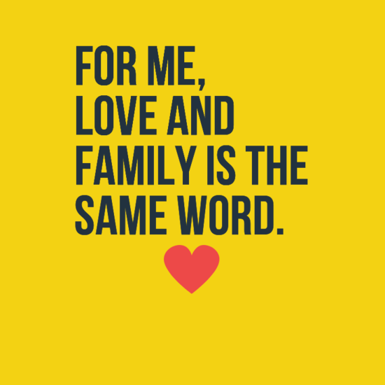 The 80 Family Love Quotes Status Quotes For Whatsapp