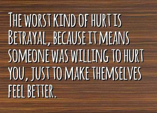 Amen Betrayal Hurts Especially: 75 Betrayal Quotes And Messages With Images