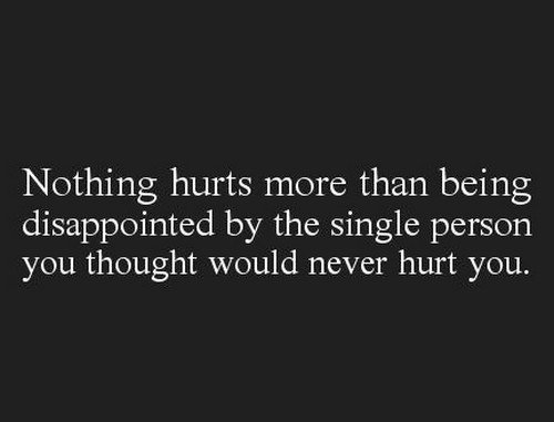 60 Sad Disappointment Quotes For Boyfriend Or Girlfriend In