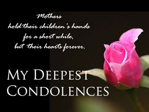Sympathy Quotes: 70 Condolence Messages For Loss Of Mother Or Father