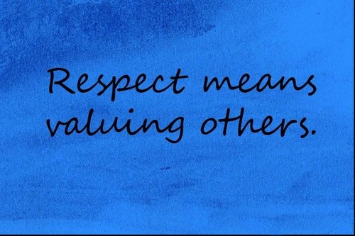 Quotes About Respecting Others Delectable The 65 Respecting Others Quotes And Sayings To Respect Yourself