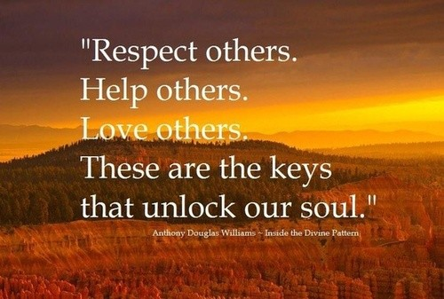 Quotes About Respecting Others Amusing The 65 Respecting Others Quotes And Sayings To Respect Yourself