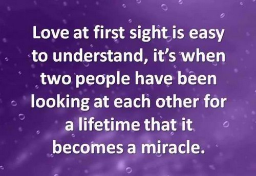 60 Romantic Love At First Sight Quotes Status Quotes For Whatsapp Custom Love At First Sight Quotes For Him